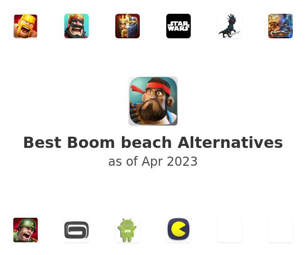 Best Boom beach Alternatives