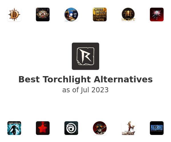Best Torchlight Alternatives