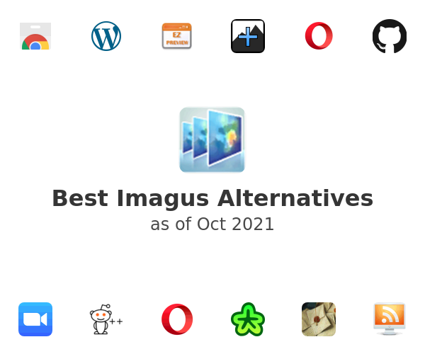 Best Imagus Alternatives