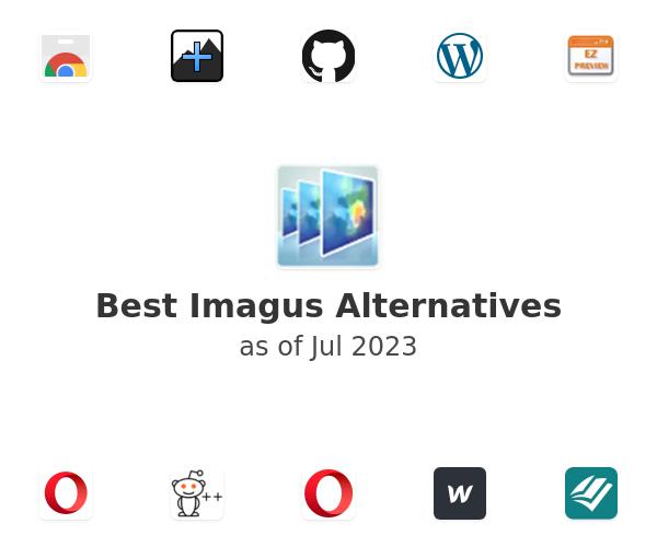 Best Imagus Alternatives