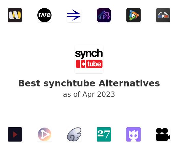 Best synchtube Alternatives