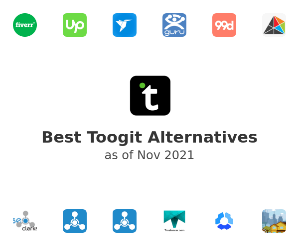 Best Toogit Alternatives