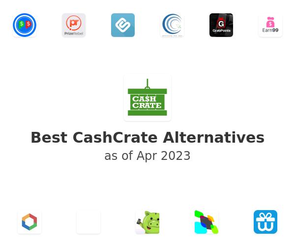 Best CashCrate Alternatives