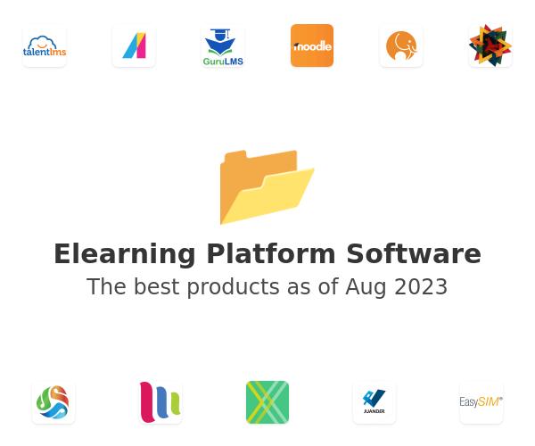 Elearning Platform Software