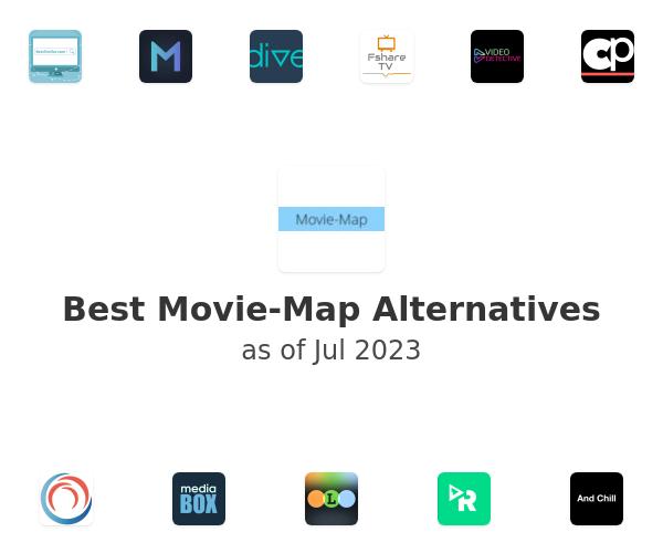 Best Movie-Map Alternatives
