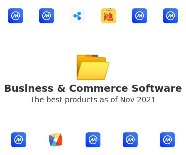 Business & Commerce Software