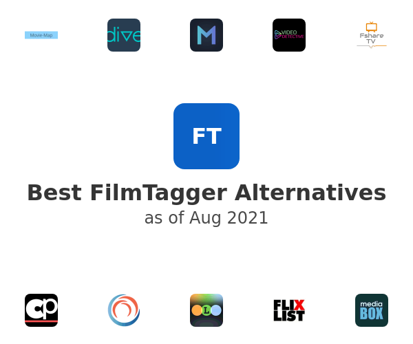 Best FilmTagger Alternatives