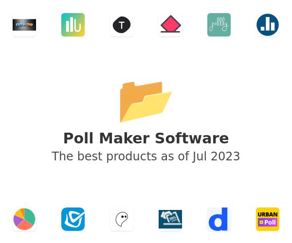 Poll Maker Software