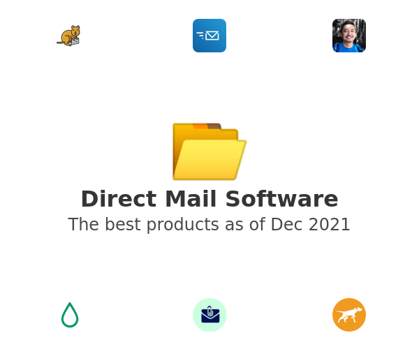 Direct Mail Software