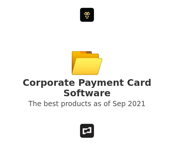 Corporate Payment Card Software