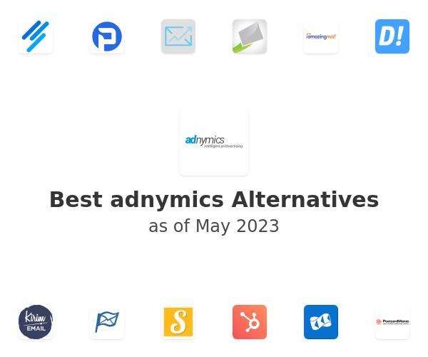 Best adnymics Alternatives