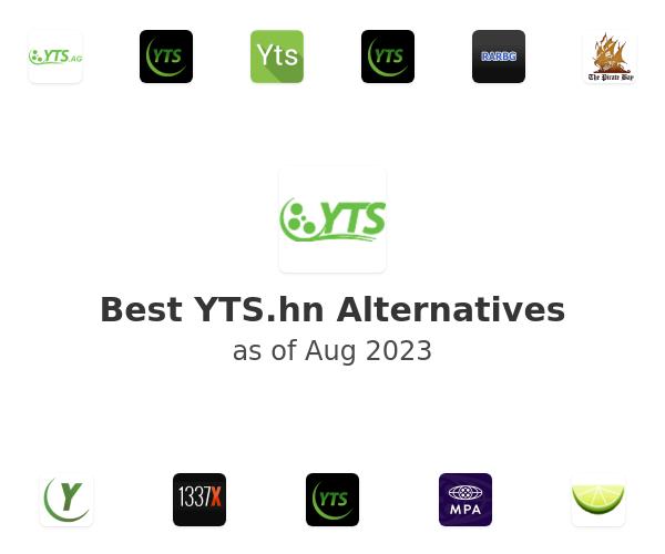 Best YTS.hn Alternatives