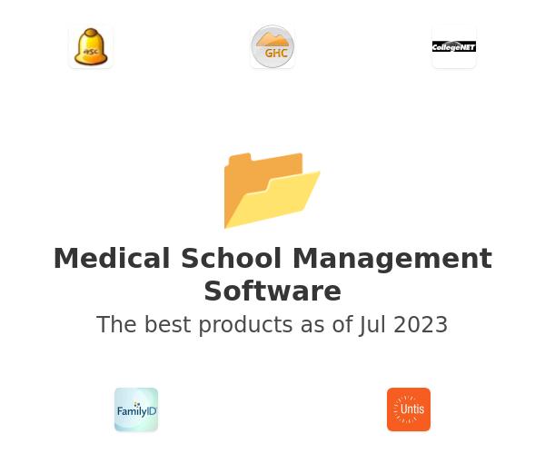 Medical School Management Software