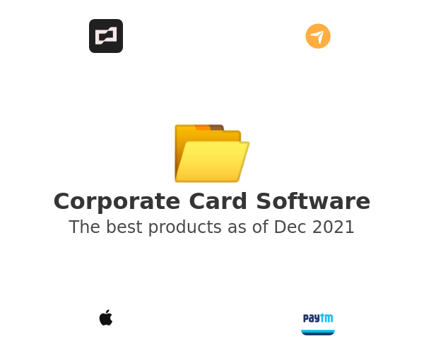 Corporate Card Software