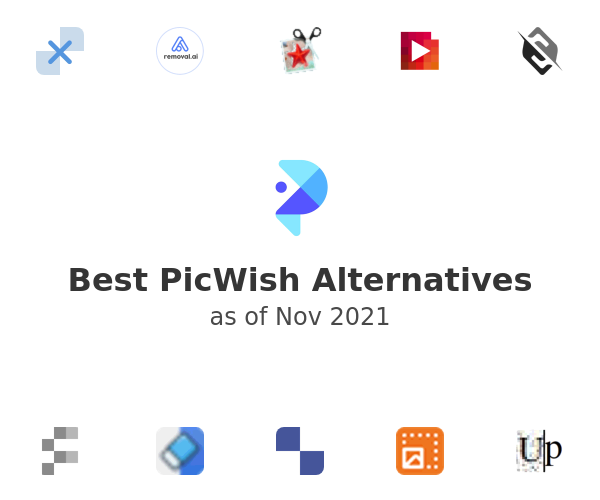 Best PicWish Alternatives