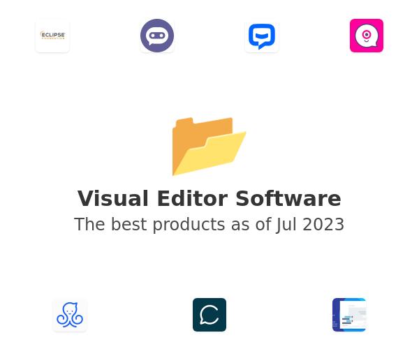 Visual Editor Software
