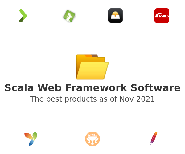 Scala Web Framework Software
