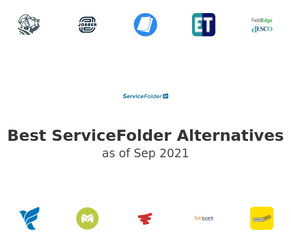 Best ServiceFolder Alternatives