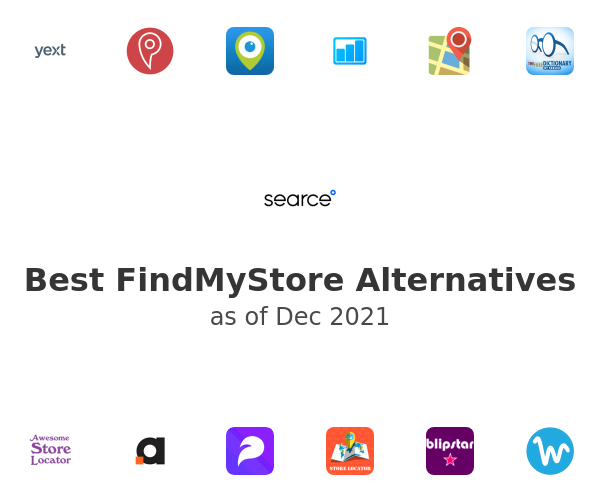 Best FindMyStore Alternatives