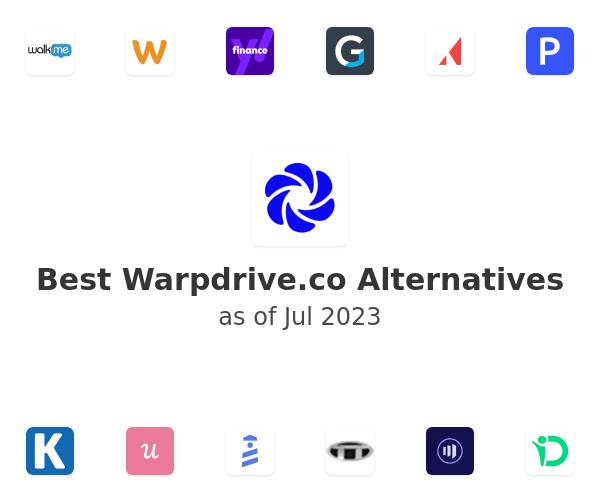 Best Warpdrive.co Alternatives