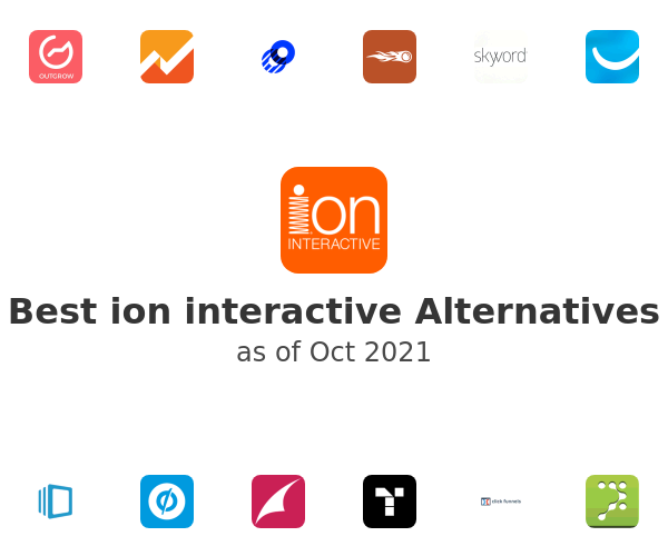 Best ion interactive Alternatives
