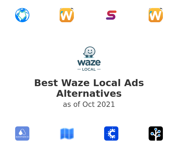 Best Waze Local Ads Alternatives