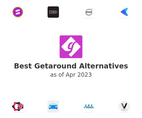 Best Getaround Alternatives