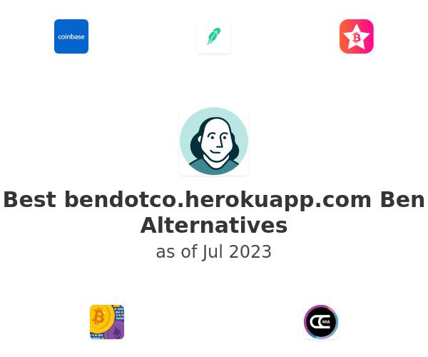 Best Ben Alternatives