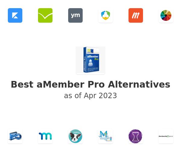 Best aMember Pro Alternatives