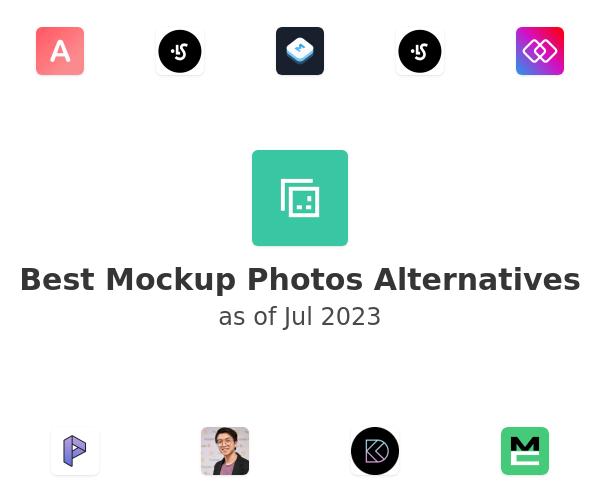 Best Mockup Photos Alternatives