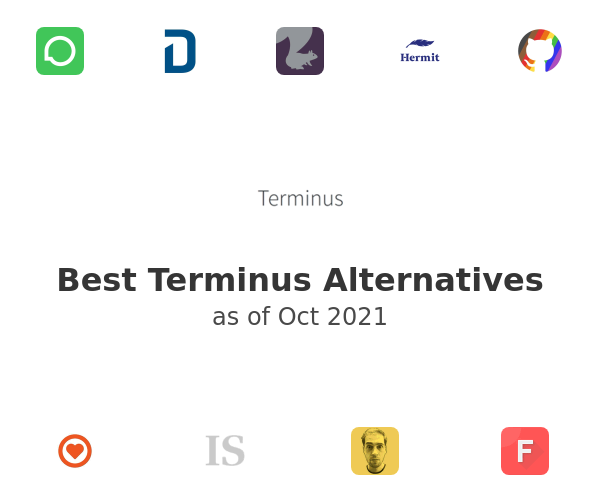 Best Terminus Alternatives