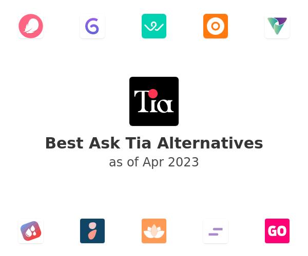 Best Ask Tia Alternatives