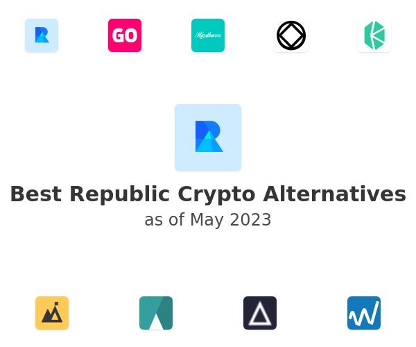 Best Republic Crypto Alternatives