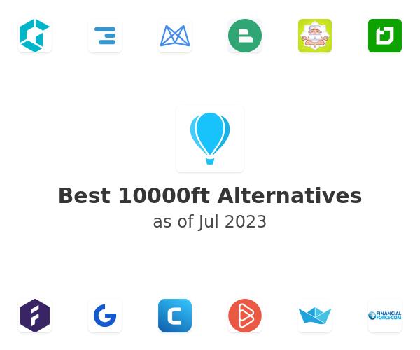 Best 10000ft Alternatives