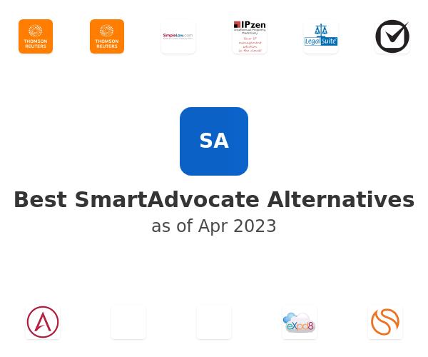 Best SmartAdvocate Alternatives