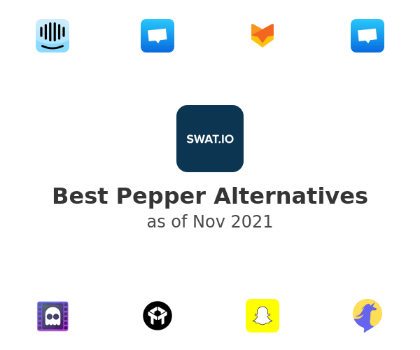 Best Pepper Alternatives
