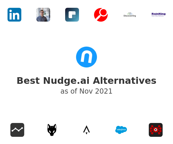Best Nudge.ai Alternatives