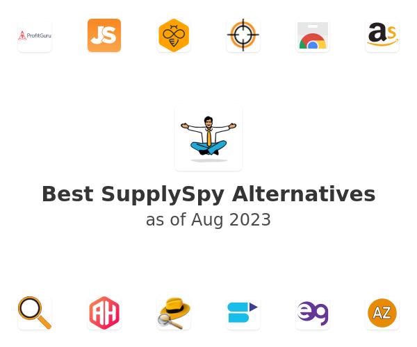Best SupplySpy Alternatives