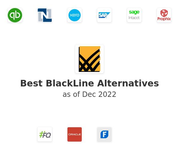 Best BlackLine Alternatives
