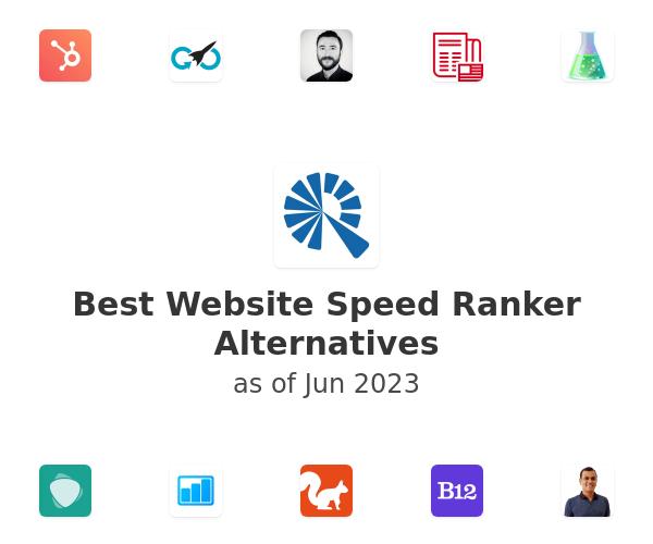 Best Website Speed Ranker Alternatives