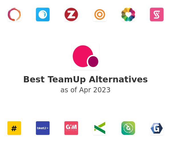 Best TeamUp Alternatives