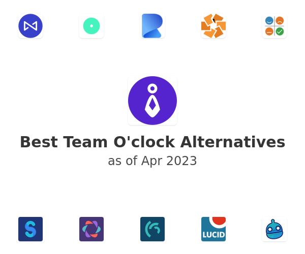 Best Team O'clock Alternatives