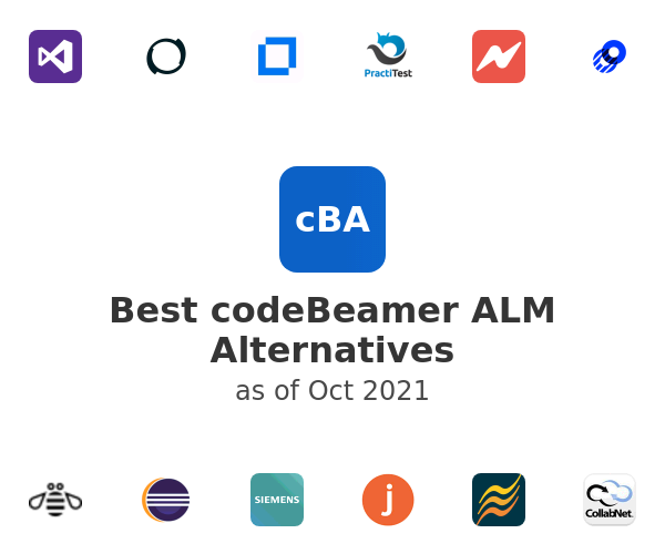Best codeBeamer ALM Alternatives
