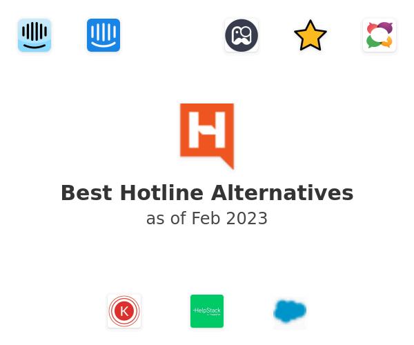 Best Hotline Alternatives