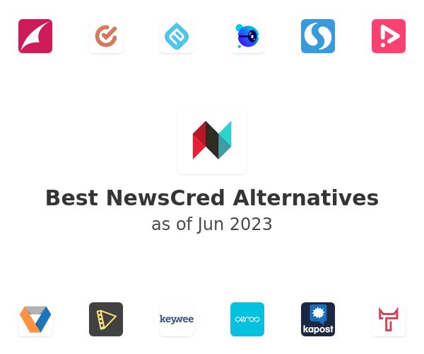 Best NewsCred Alternatives
