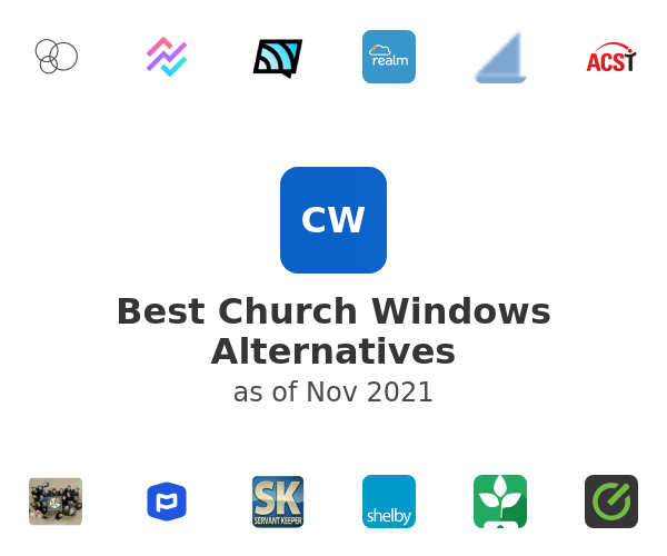 Best Church Windows Alternatives