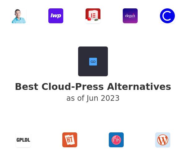 Best Cloud-Press Alternatives