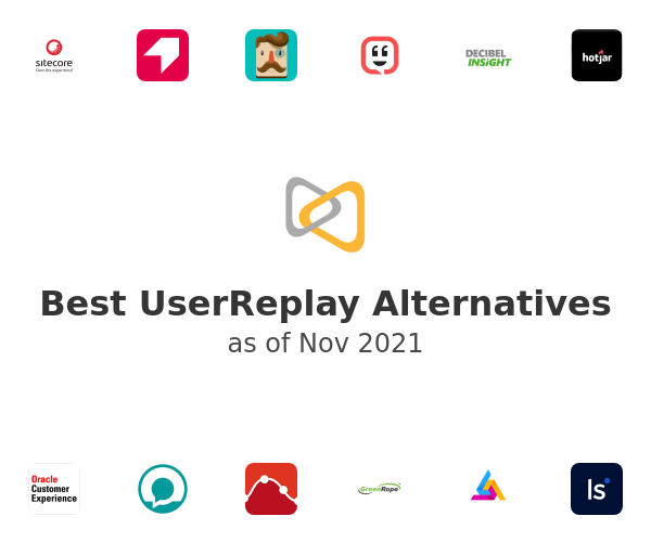 Best UserReplay Alternatives