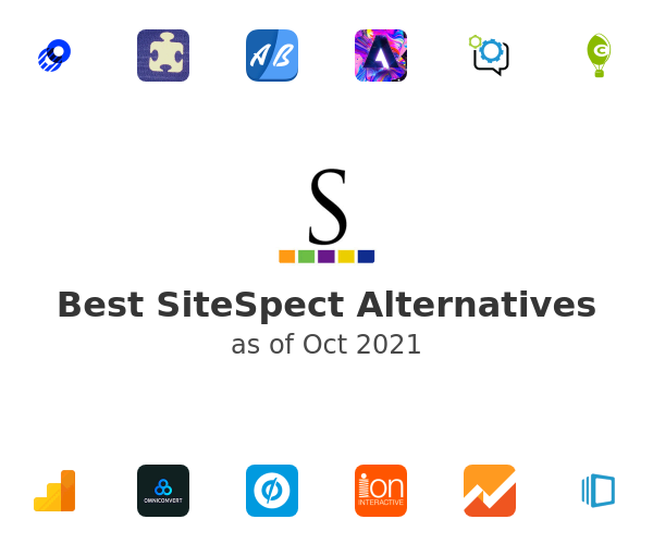 Best SiteSpect Alternatives