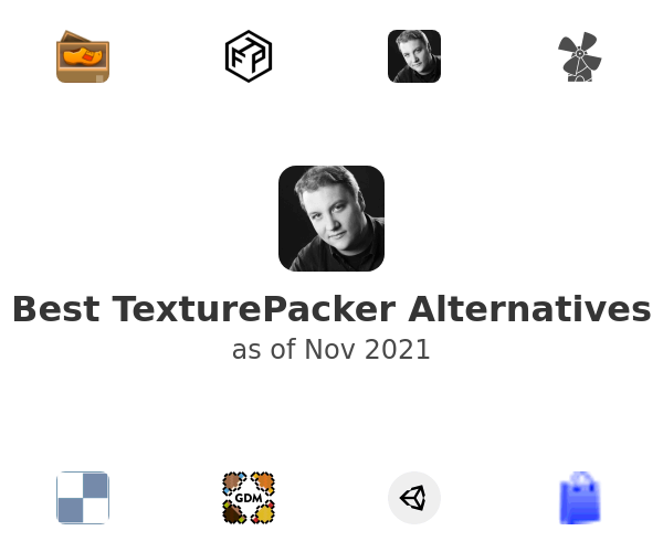 Best TexturePacker Alternatives